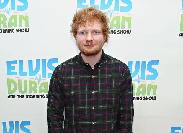 Ed Sheeran confirms headline slot at Glastonbury 2017