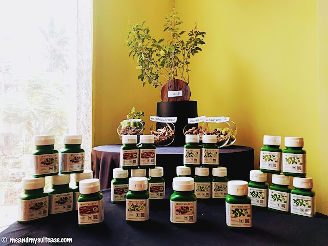 Nutrilite Traditional Herbal Range