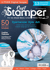 Published in Craft Stamper December 2016
