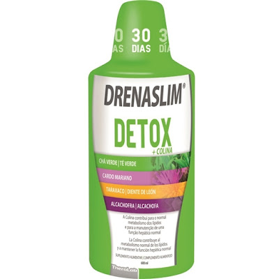 Drenaslim detox solução oral®