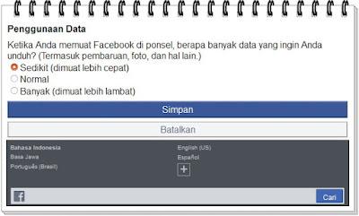 Mempercepat Loading Facebook di HP