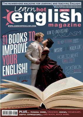 Hot English Magazine - Number 174