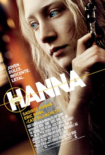 Hanna 2011 DVDRip Subtitulos Español Thriller