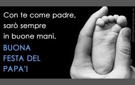 Father's Day phrases and quotes in Italian