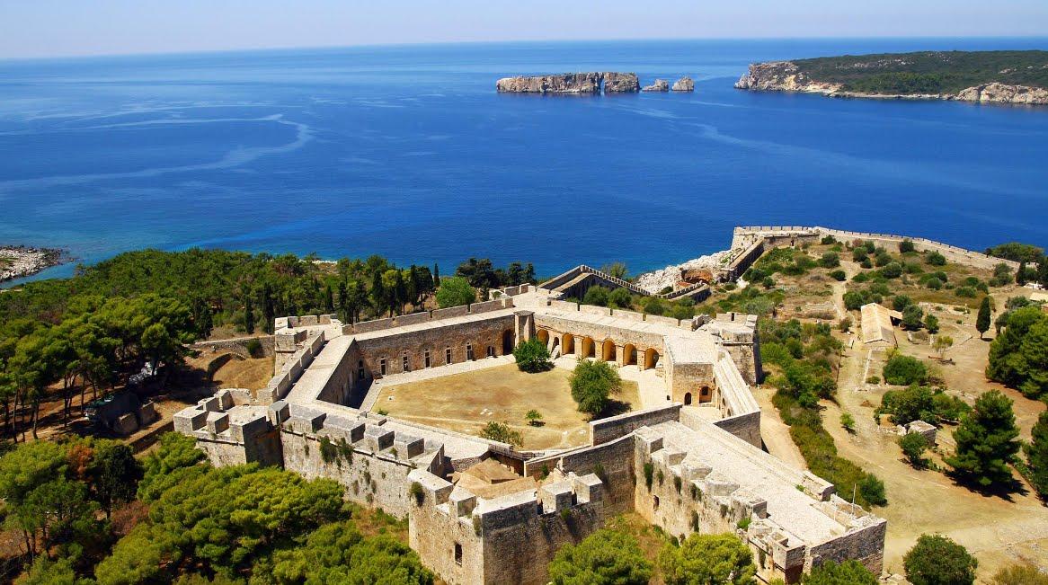Vacanze d'autunno in Grecia: Pilo, Messenia