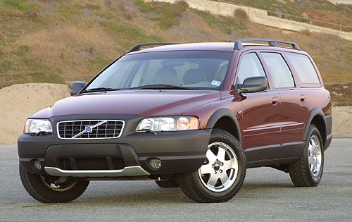 factormotor volvo v70 xc cross country. Black Bedroom Furniture Sets. Home Design Ideas