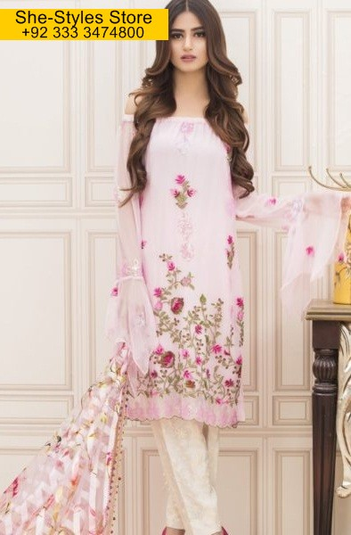 Veena Durrani Premium Kurti Collection Design