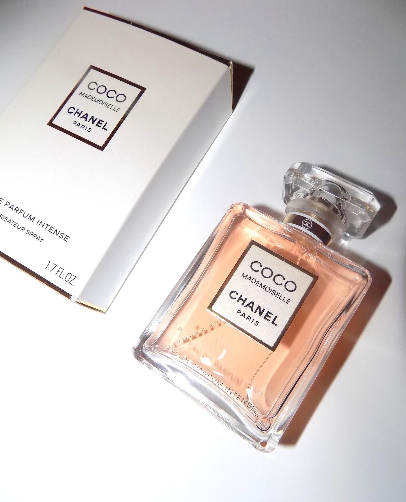 The Beauty Alchemist Chanel Coco Mademoiselle Intense