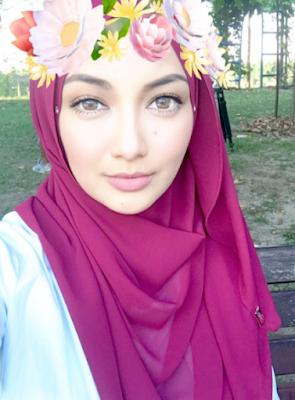 gambar profil Neelofa 2016
