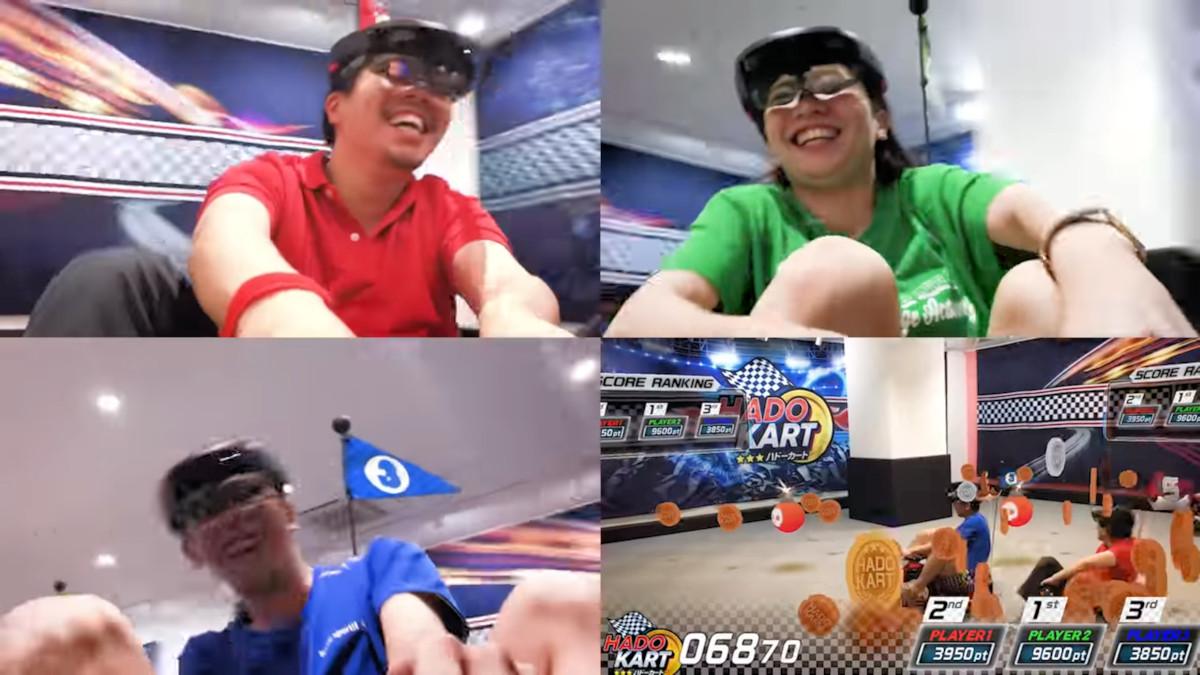 Hado-Kart-HoloLens-Video