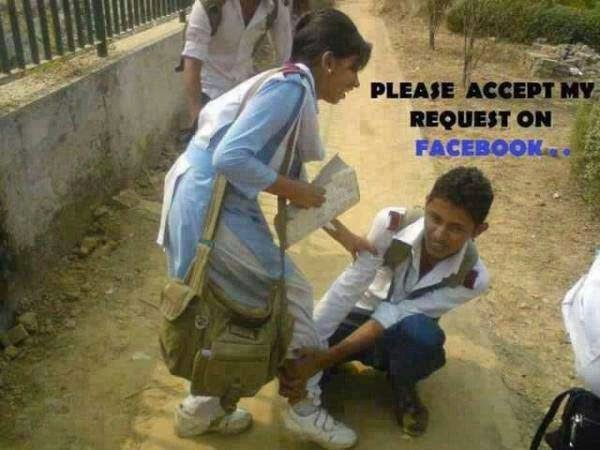 Fundezire: Indian Boys facebook Comment funny pics.Funny Images Of Boys With Comments