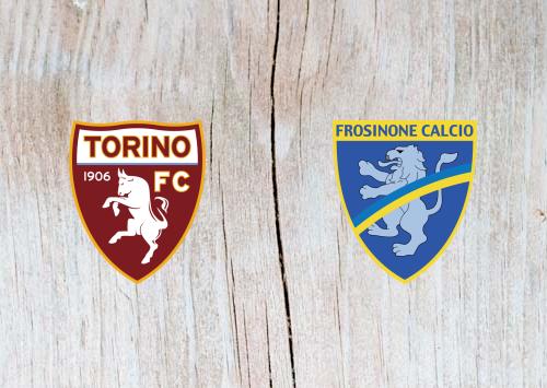 Torino vs Frosinone - Highlights 05 October 2018