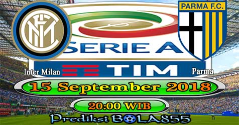 Prediksi Bola855 Inter Milan vs Parma 15 September 2018