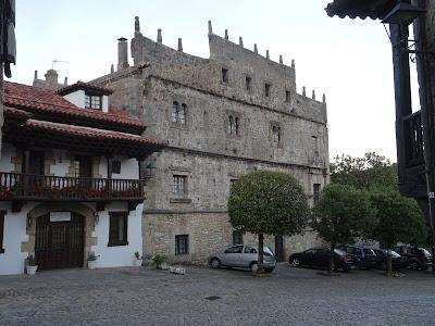 Palacio de Velarde, Santillana del Mar, Cantabria