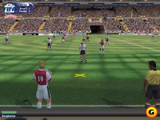 FIFA 2001 PC Full Version Game Free Download