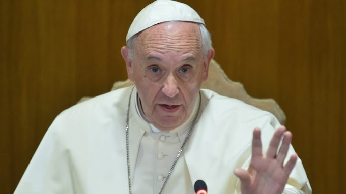 BIG BLOW TO THE WORLD: Hell Does Not Exist, Says Pope