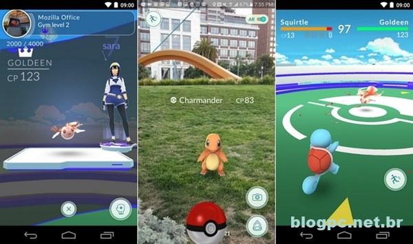 Quatro dicas para jogar Pokémon Go por horas sem ficar sem bateria