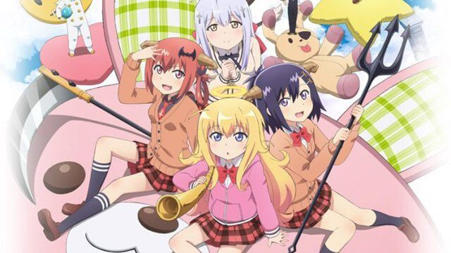 Download OST Opening Ending Anime Gabriel DropOut Full Version