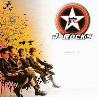 Kumpulan Lagu Mp3 Hits J-Rocks Terbaik dan Populer  Full Album Spirit (2007) Lengkap