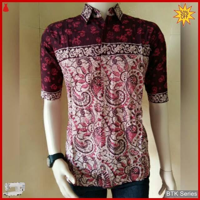 BTK124 Baju Hem Cap Sunda Modis Murah BMGShop
