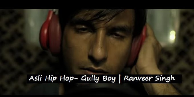 Asli Hip Hope Guitar Chords with Lyrics and Strumming Pattern | Ranveer Singh