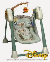 Disney Travel Swing by Simplicity for Children
