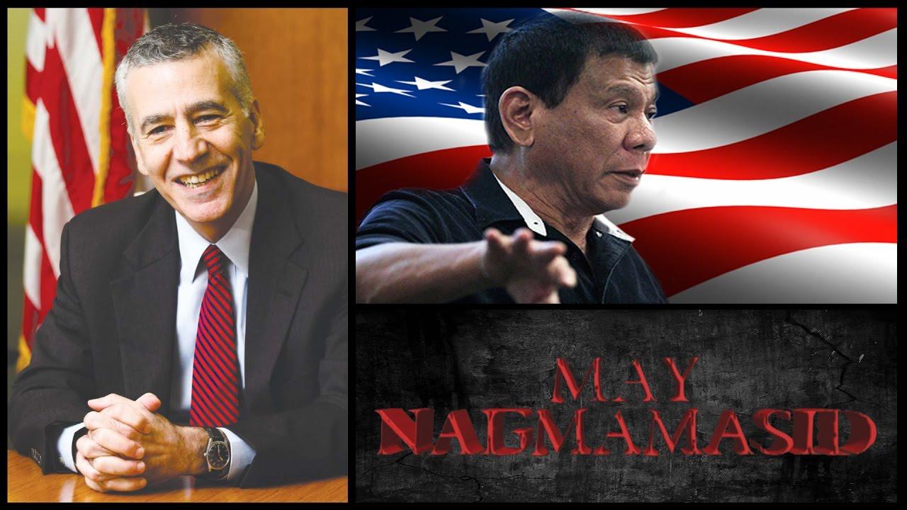 BULGARAN NA! Ang Plano ng Amerika Na Pagpapabagsak Sa Duterte Administration Ibinunyag ng Isang Netizen