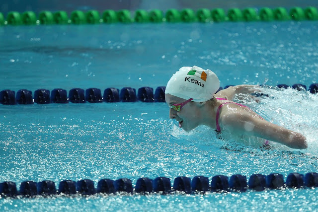 Rio2016 Paralympics Swimming Ellen Keane Ireland