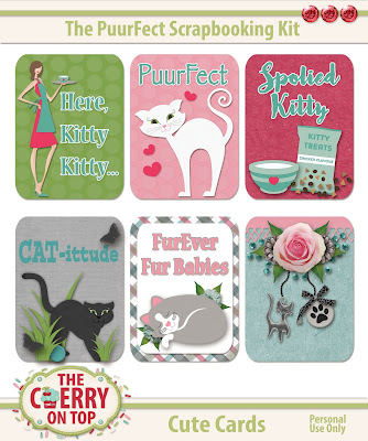 PuurFect Cute Cards