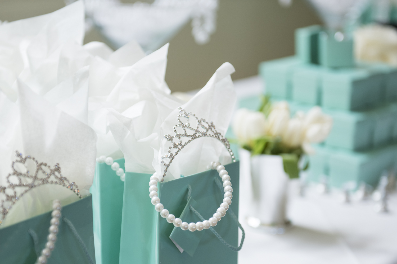 You\'re Welcome Events: Tiffany & Co. 1st Birthday Celebration