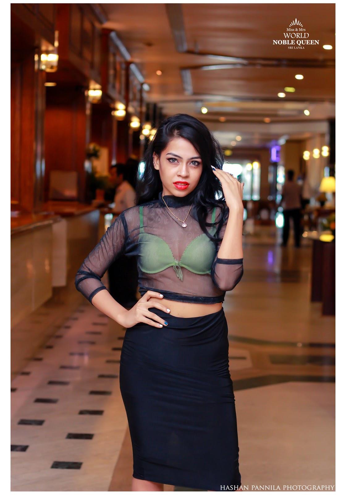 Maashi Hewage Hot Model Image Sri Lanka Gossiplanka Image -7929