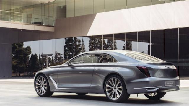 2018 Genesis G60 Sedan Release Date, Price