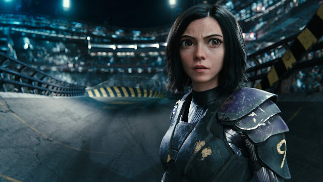 Alita: Battle Angel (2019) quotes and Trailer