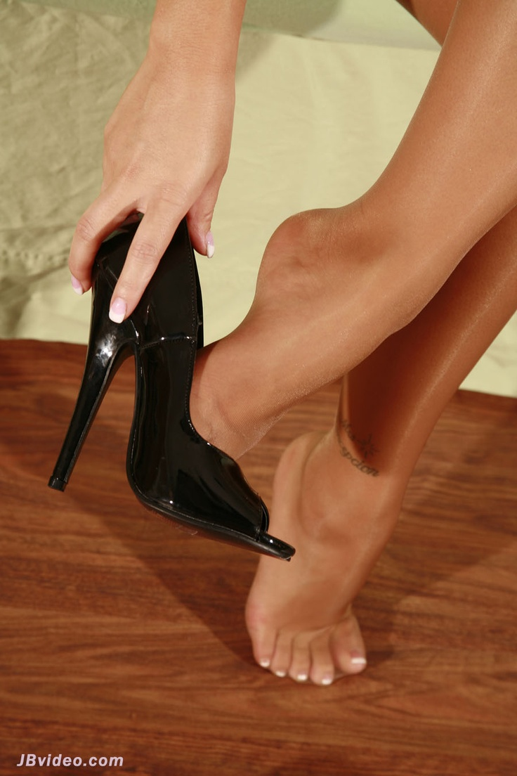 Sexy Feet Nylon Stocking Free Watch 2013 Celebrity Hd -4586
