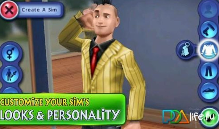 The sims 3 Mod apk + data for android