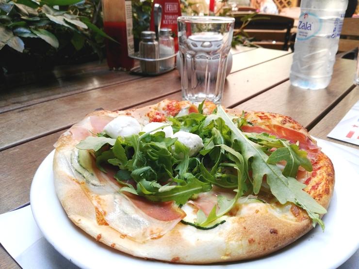 pizza slovène