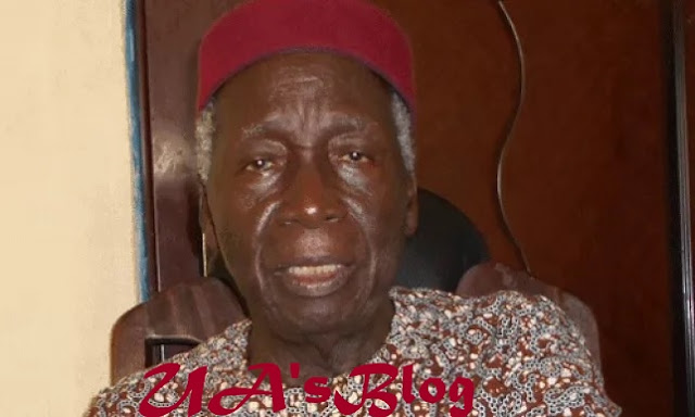BREAKING!! Igbo Leader, Dozie Ikedife Is Dead