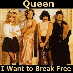 Queen I Want To Break Free Acordes D Canciones