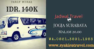 travel-jogja-surabaya-2019