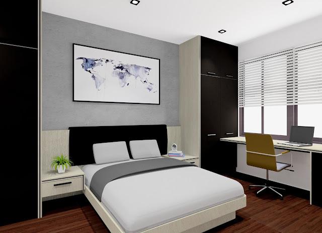 Bedroom design - Meridian Interior Design