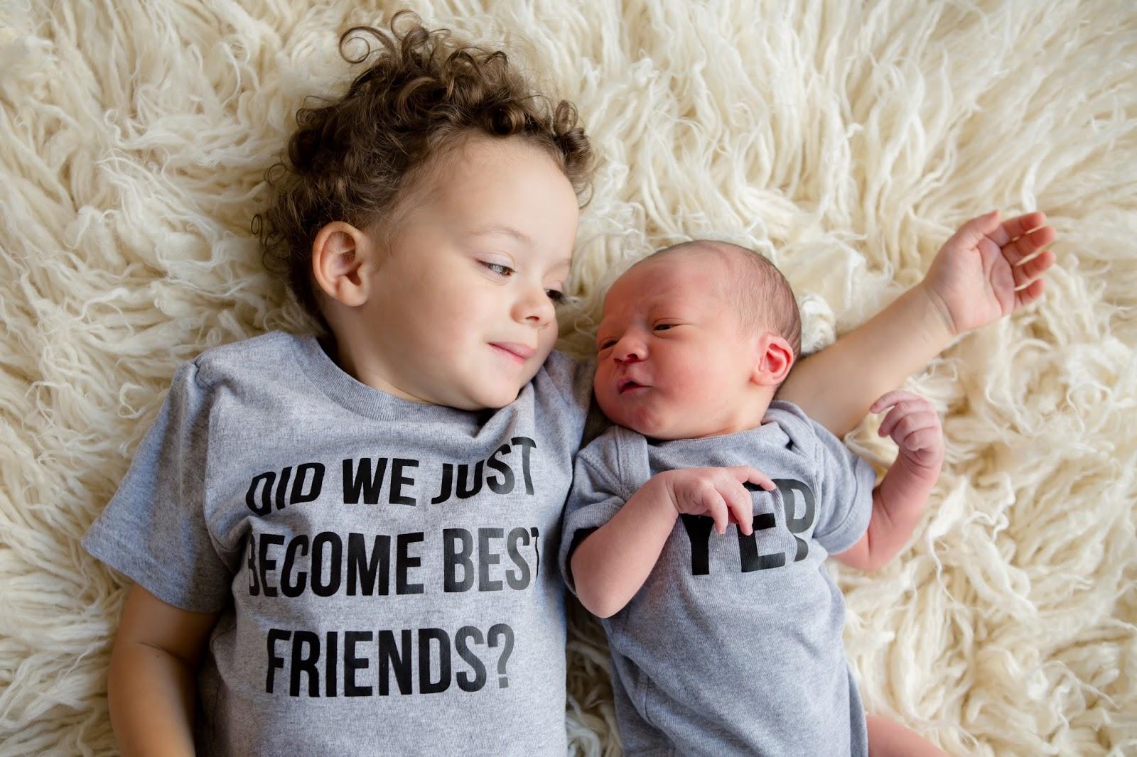 brothers newborn brother