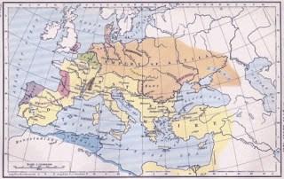 Huns Bulgars Empire