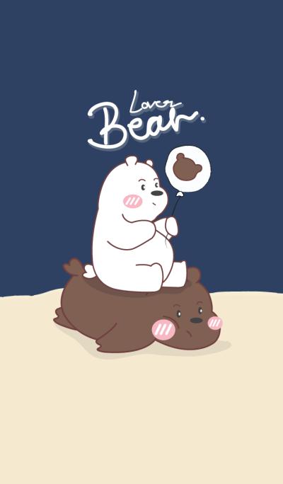หมีน้อยขี้เซาๆ