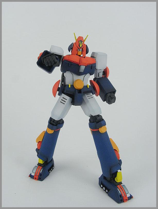 Hg Combattler V Scratch Build Gundam Kits Collection