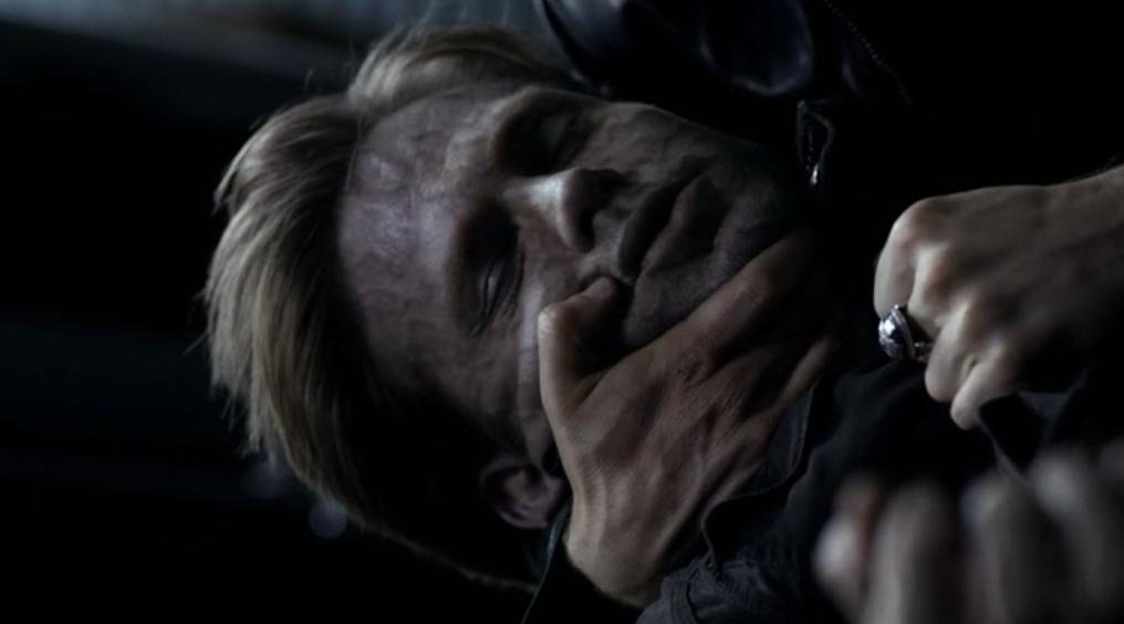 La muerte de Rick en 'The Vampire Diaries'