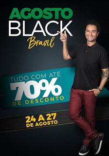 Shoppings do Rio realizam Megaliquidação Agosto Black Brasil