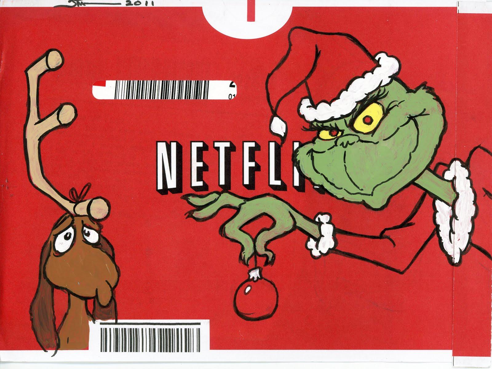Grinch Netflix