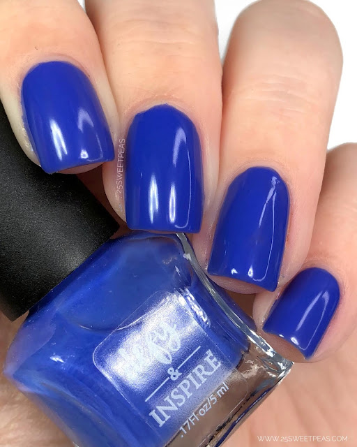 Defy & Inspire Nail Polish