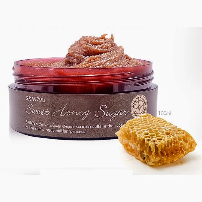 Skin79, Sweet Honey Sugar Scrub