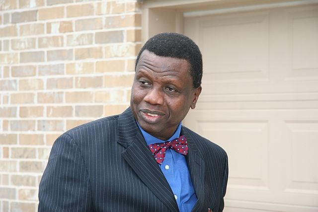 Pastor Enoch Adeboye Biography